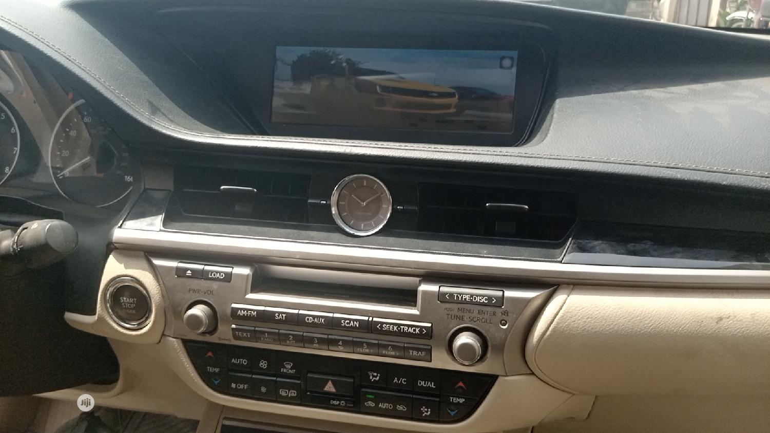 Android Version DVD With Reverse Camera for Es350 2014 | Vehicle Parts & Accessories for sale in Mushin, Lagos State, Nigeria