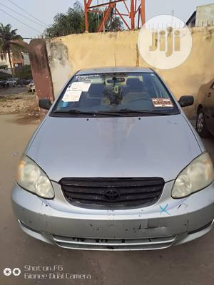Toyota Corolla 2004 LE Silver   Cars for sale in Lagos State, Apapa