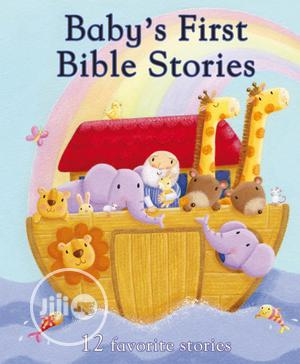 Baby's First Bible Stories   Books & Games for sale in Rivers State, Port-Harcourt