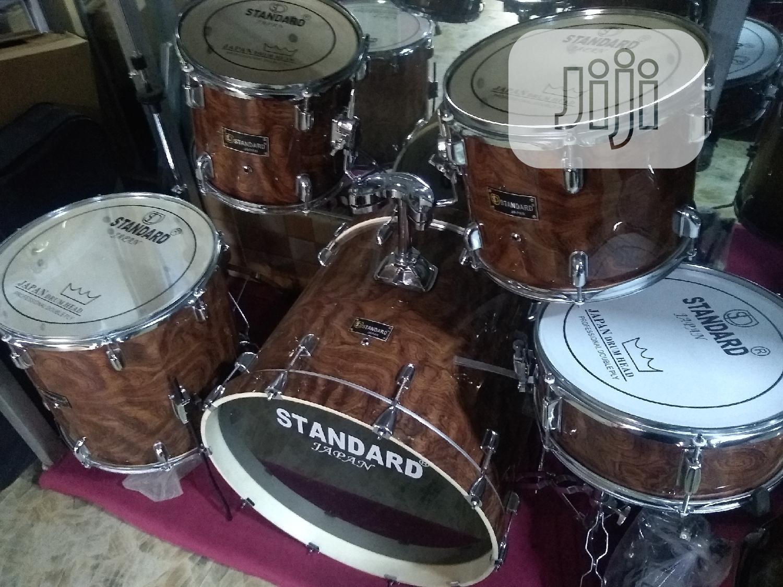 Standard 5 Piece Drum Set