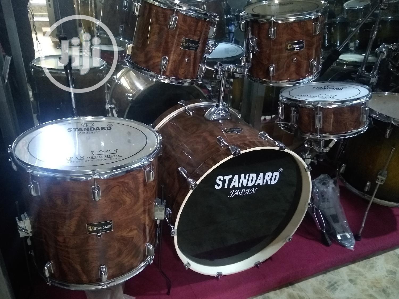 Standard 5 Piece Drum Set | Musical Instruments & Gear for sale in Amuwo-Odofin, Lagos State, Nigeria