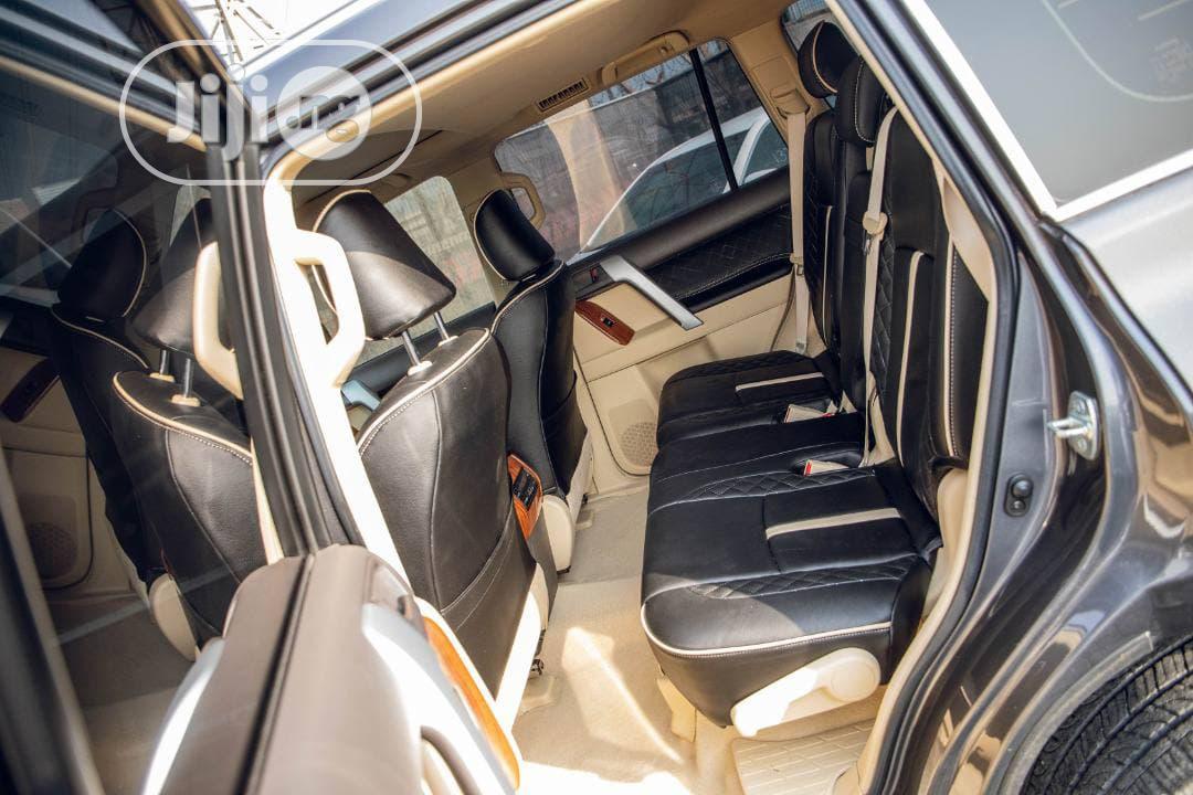 Toyota Land Cruiser Prado 2017 GXL Gray | Cars for sale in Lagos Island (Eko), Lagos State, Nigeria