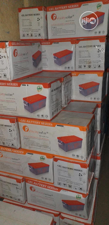 Felecity Solar Inverter Battery (12V 200A)