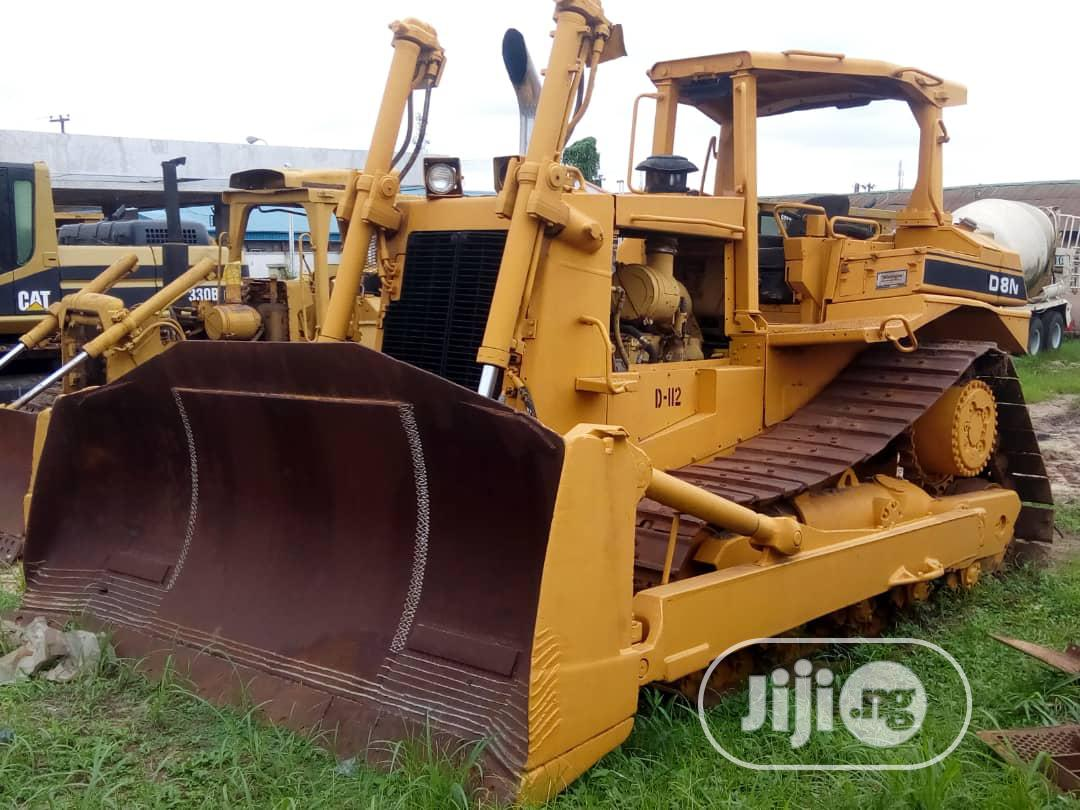 D8N Bulldozer Manual Straight Injectors 1999 | Heavy Equipment for sale in Ikoyi, Lagos State, Nigeria