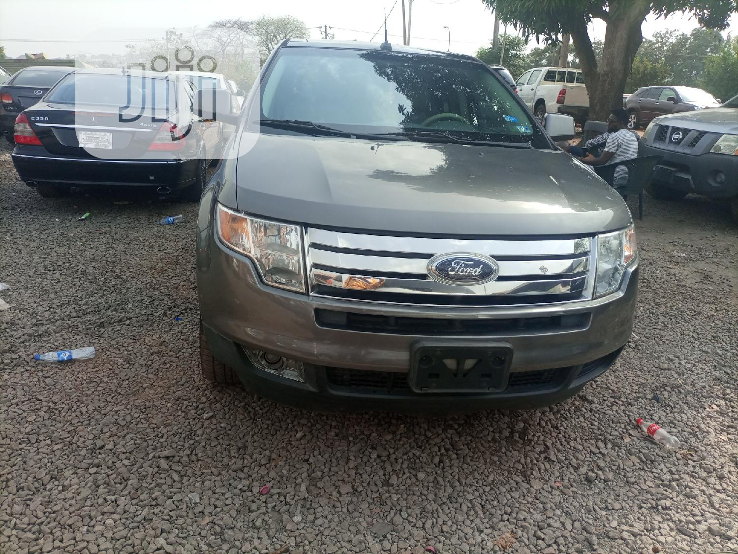 Archive: Ford Edge 2010