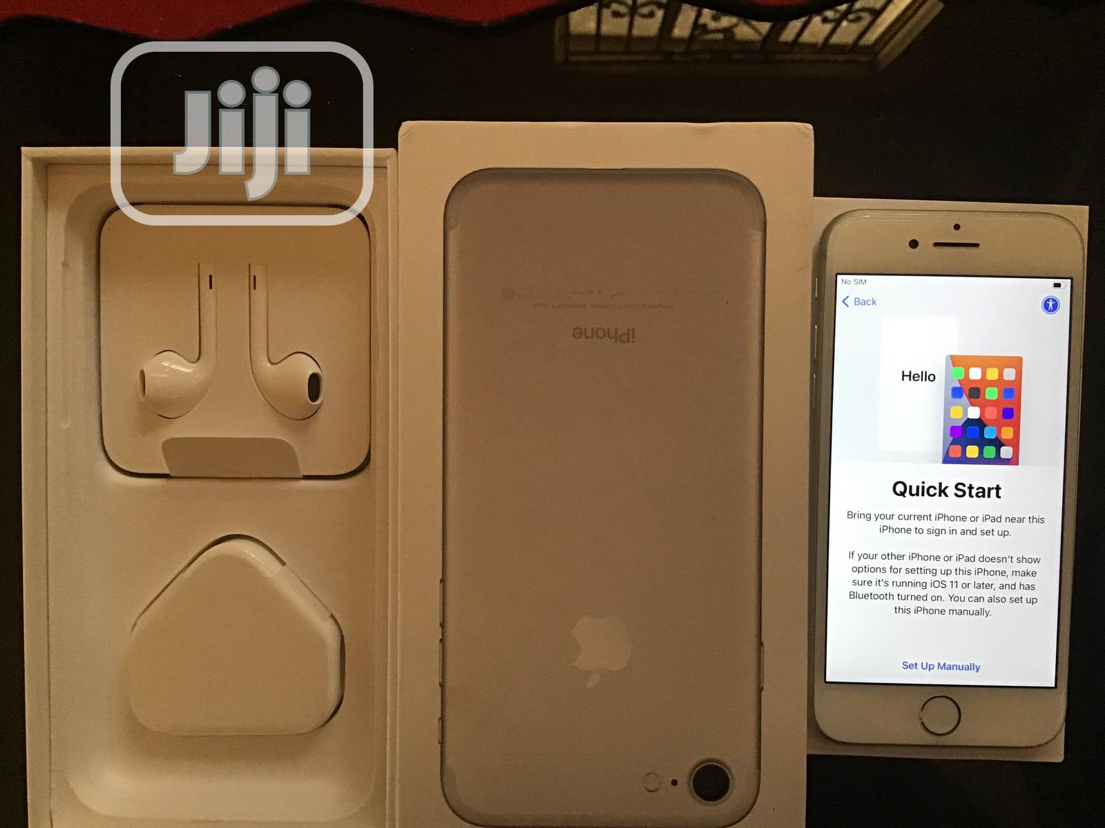 Archive: New Apple iPhone 7 32 GB Silver