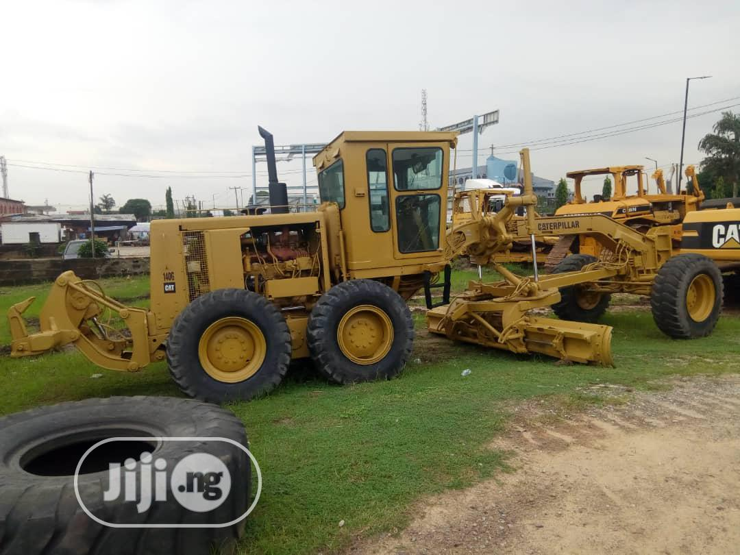 140G Grader Bulldozer 2001 | Heavy Equipment for sale in Ikoyi, Lagos State, Nigeria