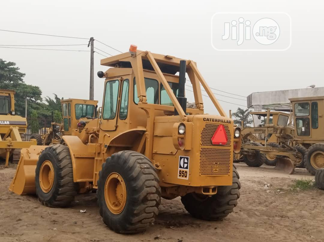Archive: 950C Lhp Payloader 2003