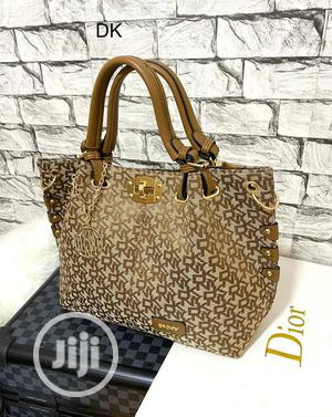 Brown Leather Handbag. | Bags for sale in Kwara State, Ilorin South