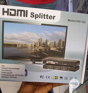 HDMI Splitter 2 Port   TV & DVD Equipment for sale in Lagos State, Ikeja