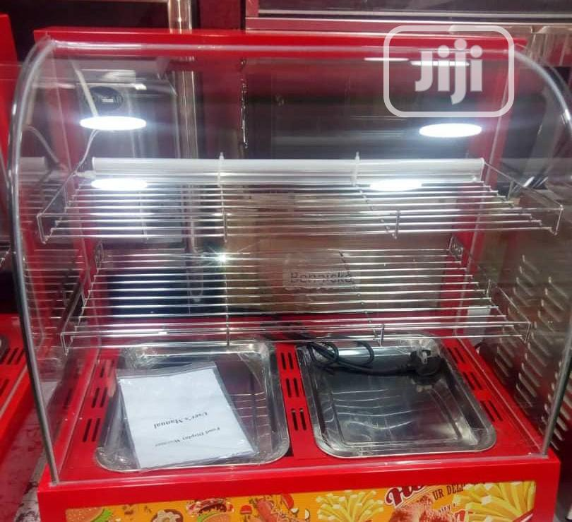 Archive: Newly Imported Electric Snack Warmer Display Showcase