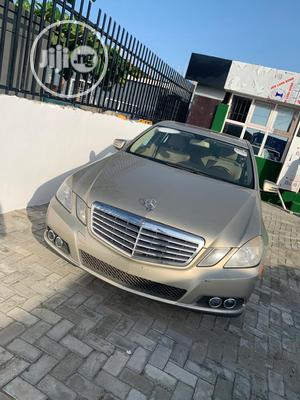 Mercedes-Benz E350 2011 Gold | Cars for sale in Lagos State, Lekki