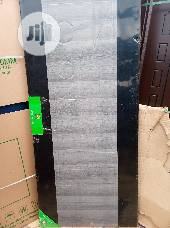 American Steel Doors