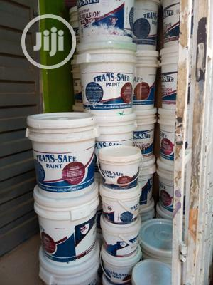 Transafe Paint At Affordable Price   Building Materials for sale in Abuja (FCT) State, Karu