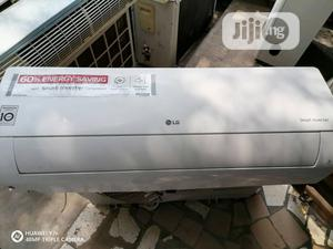 LG 1.5hp Inverter Air Conditioner for Sale. Energy Saver   Home Appliances for sale in Lagos State, Surulere
