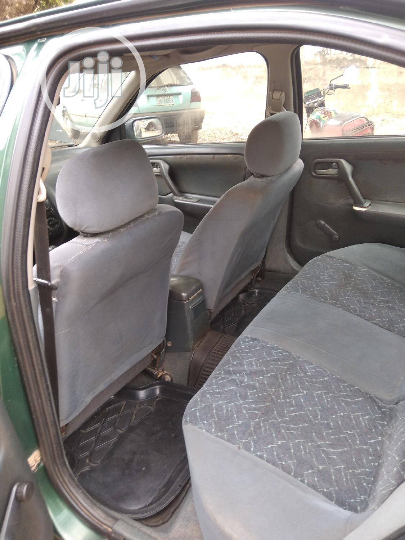 Archive: Nissan Primera 1999 Green
