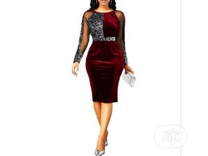 Woman Dress Spring Elegant Sexy Long Party Dress | Clothing for sale in Lagos State, Ikeja