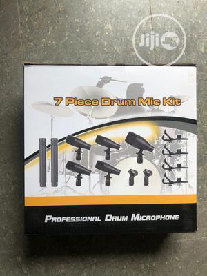Classic Audio Q7 Drum Microphone 7set | Audio & Music Equipment for sale in Lagos State, Ojo
