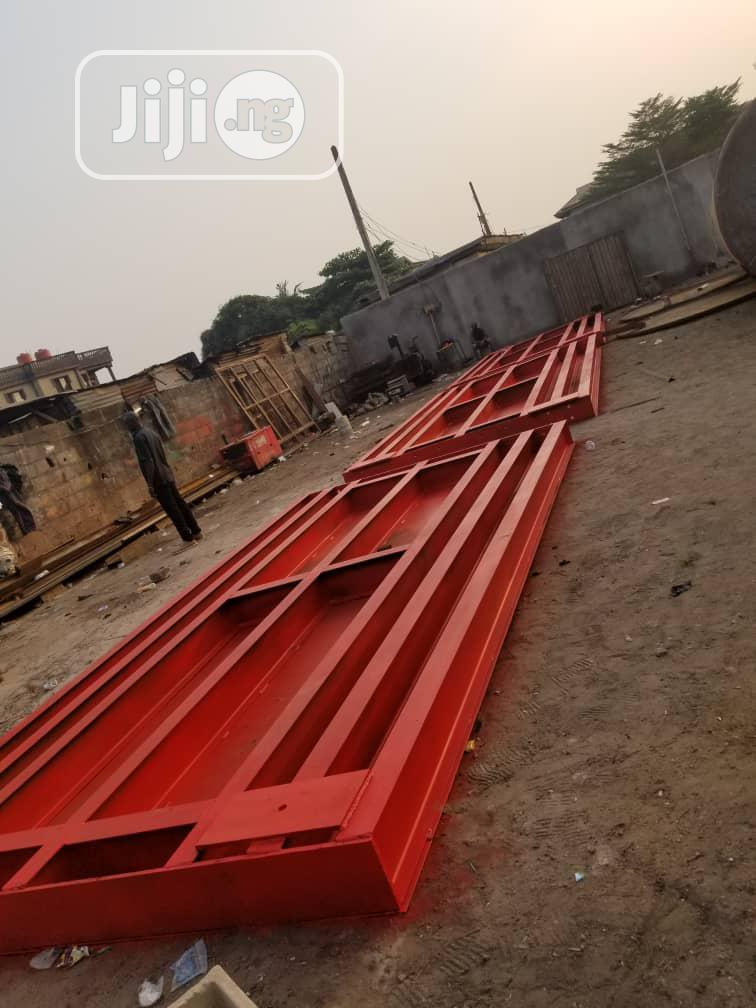 Weighing Bridge Scale 100TONS | Store Equipment for sale in Ajah, Lagos State, Nigeria