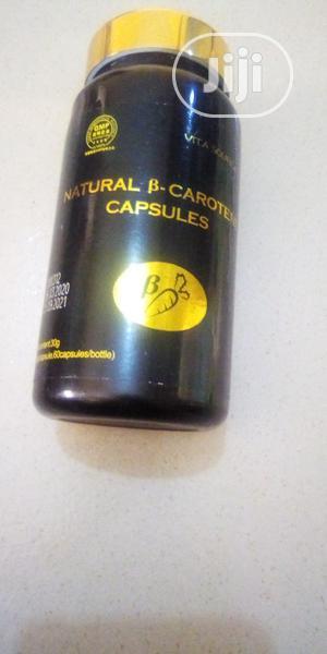 Norland Natural B Carotene Is NATURAL Anti Aging Supplement   Vitamins & Supplements for sale in Kaduna State, Kaduna / Kaduna State