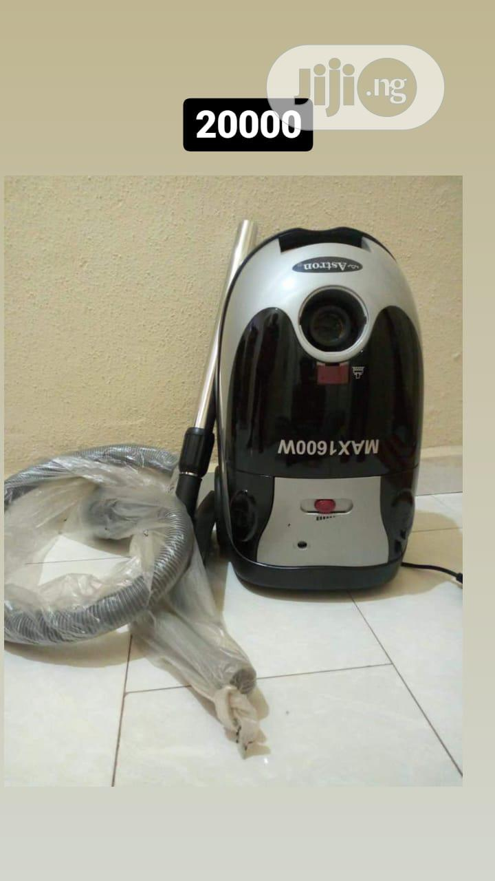 Archive: Astron Vaccum Cleaner