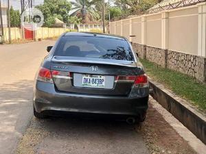 Honda Accord 2012 Sedan SE Black | Cars for sale in Kaduna State, Kaduna / Kaduna State