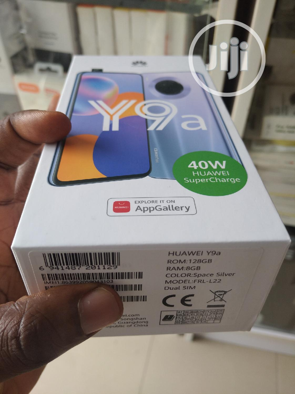 New Huawei Y9a 128GB   Mobile Phones for sale in Ikeja, Lagos State, Nigeria