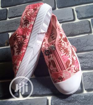 Beautiful Flowering Girls Loafers/Sneakers | Children's Shoes for sale in Lagos State, Ikotun/Igando