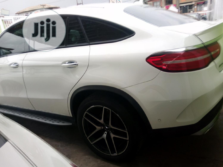 Mercedes-Benz GLE-Class 2018 White | Cars for sale in Ifako-Ijaiye, Lagos State, Nigeria