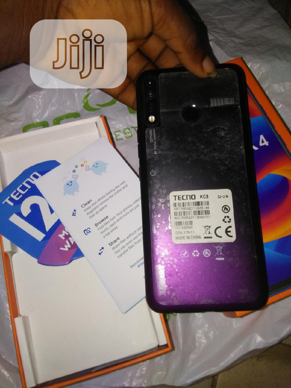 Archive: Tecno Spark 4 32 GB Black