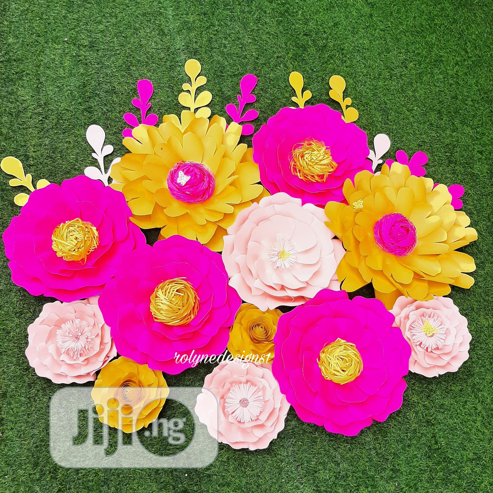 Paper Flowers | Arts & Crafts for sale in Lekki, Lagos State, Nigeria