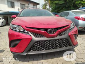 New Toyota Camry 2019 XSE (2.5L 4cyl 8A) Red | Cars for sale in Lagos State, Victoria Island