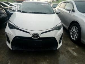 Toyota Corolla 2017 White   Cars for sale in Lagos State, Ifako-Ijaiye