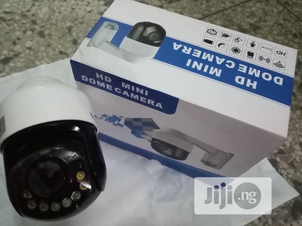 Winpossee HD Mini Dome Ptz Camera