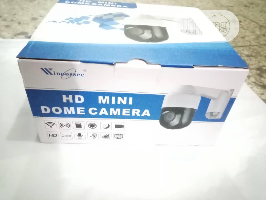 Winpossee HD Mini Dome Ptz Camera | Security & Surveillance for sale in Ikeja, Lagos State, Nigeria
