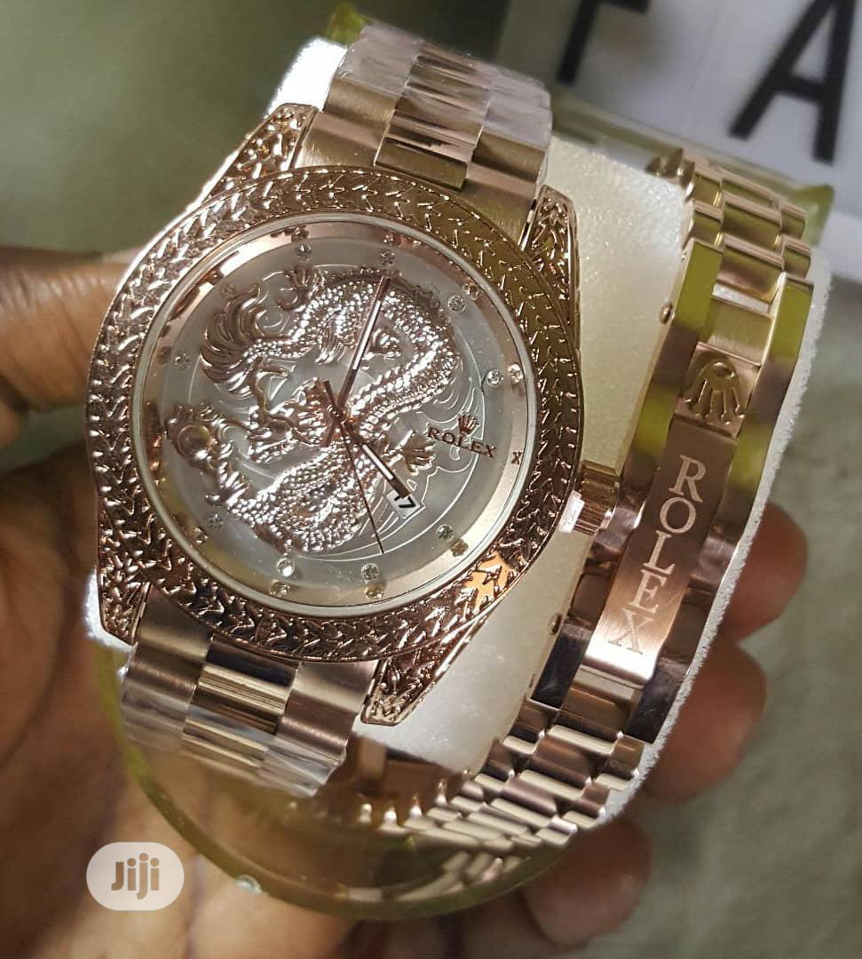 Rolex Wristwatch and Bracelet