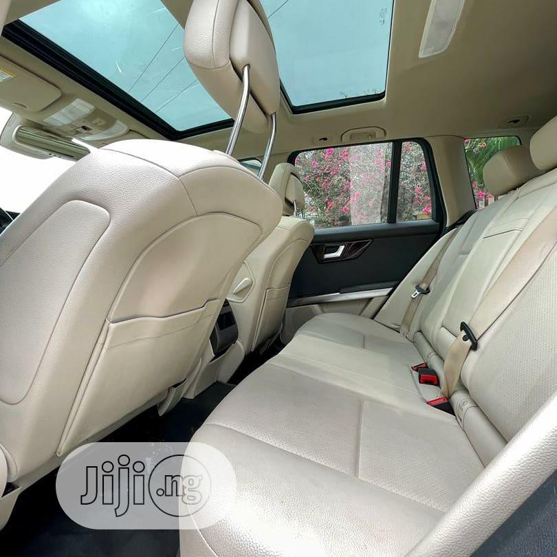 Archive: Mercedes-Benz GLK-Class 2014 350 Black
