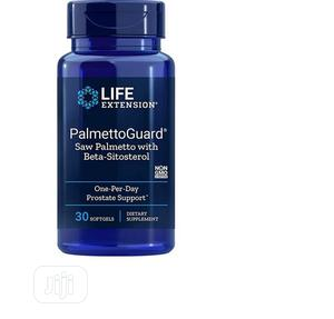 Life Extension Palmettoguard Saw Palmetto With Beta-Sitoster | Vitamins & Supplements for sale in Lagos State, Amuwo-Odofin