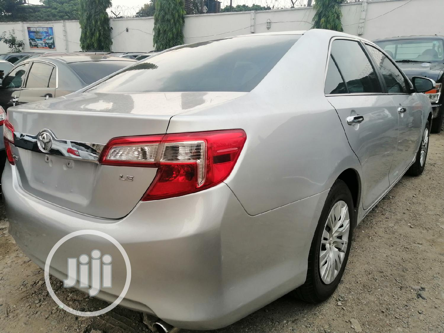Toyota Camry 2013 Silver   Cars for sale in Port-Harcourt, Rivers State, Nigeria