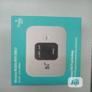Wireless Mobile Mifi Modem - Hw57 | Networking Products for sale in Lagos State, Yaba