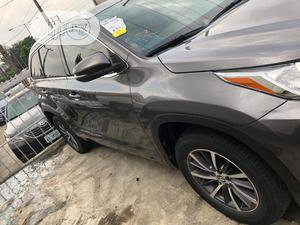 Toyota Highlander 2017 Gray   Cars for sale in Lagos State, Ikeja