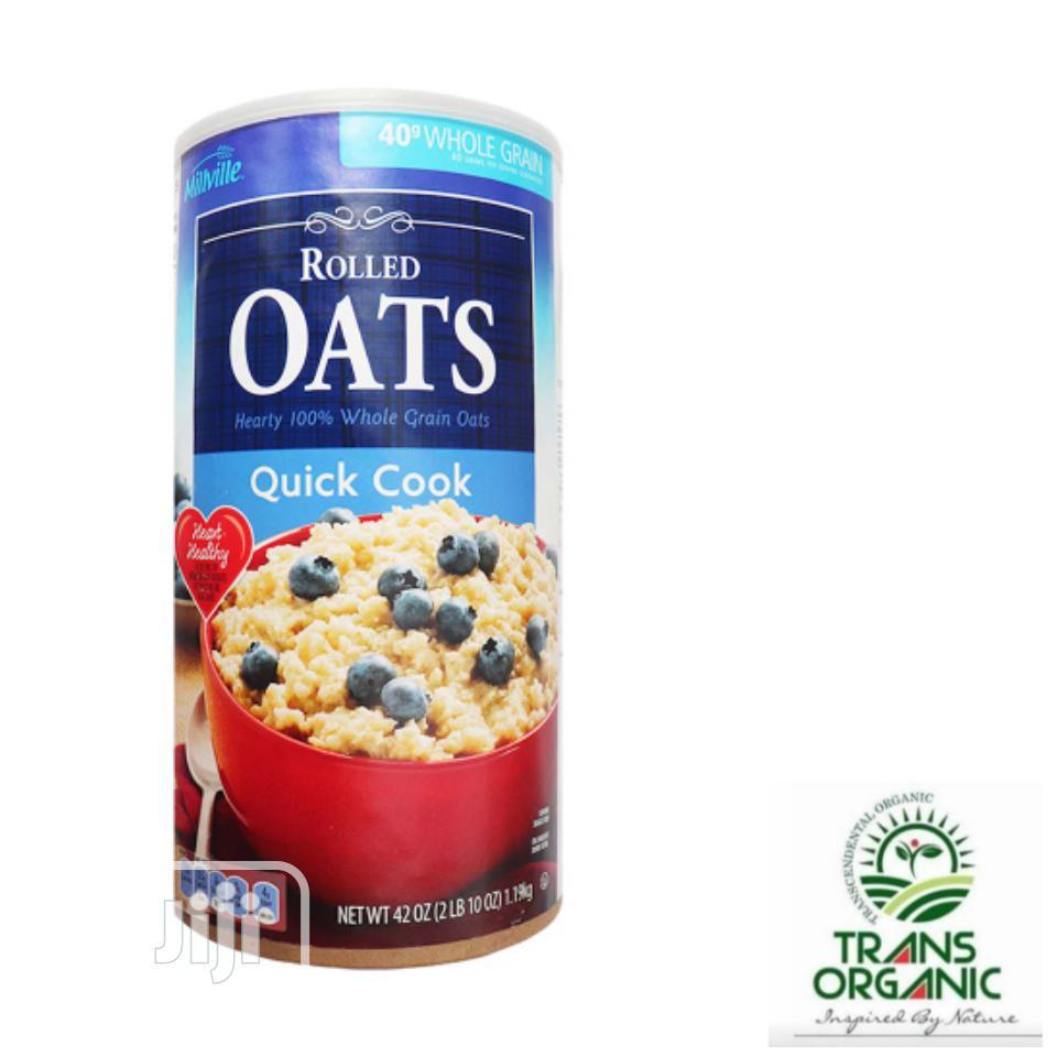 Millville Oats Quick Cook