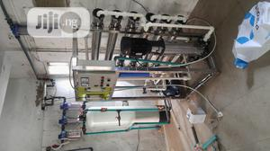 1500lt Reverse Osmosis With Fibre and Uv Light   Manufacturing Services for sale in Lagos State, Orile
