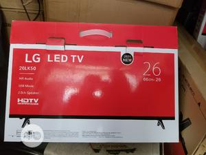 LG TV 26 Inches | TV & DVD Equipment for sale in Lagos State, Ojo