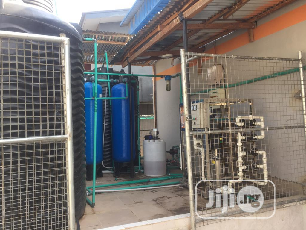 Archive: Water Treatment System Installation
