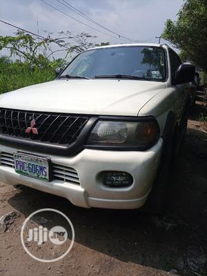 Mitsubishi Montero Sport 2002 White | Cars for sale in Rivers State, Port-Harcourt
