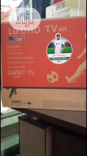 55 Inches LG Smart Television | TV & DVD Equipment for sale in Lagos State, Magodo