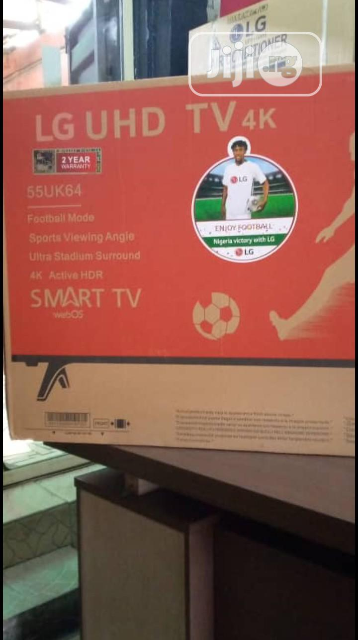55 Inches LG Smart Television