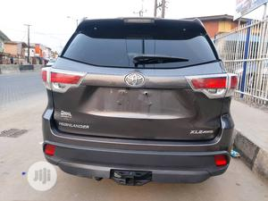 Toyota Highlander 2015 Gray | Cars for sale in Lagos State, Amuwo-Odofin