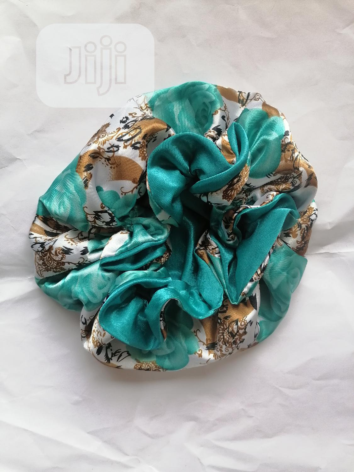 Reversible Satin Hair Bonnets | Clothing Accessories for sale in Surulere, Lagos State, Nigeria